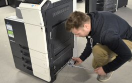 Tech-Care Resale Copiers - Maintenance